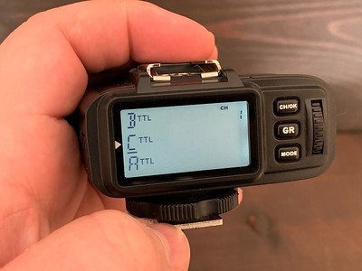Flashpoint R2 Transmitter/Receiver