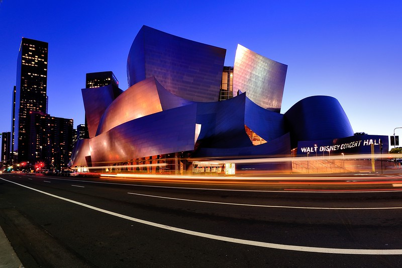 Disney Center, Los Angeles, California