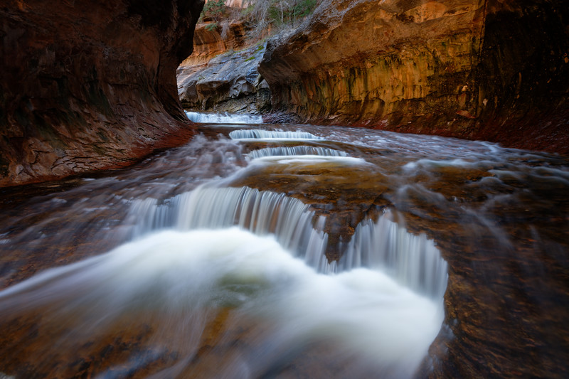 The Subway, Zion National Park, Utah