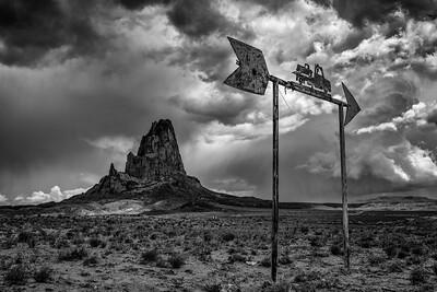 Navajo Lands. Kayenta AZ. 2016