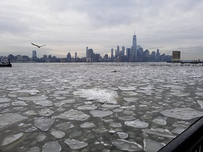 NYC - Frozen River