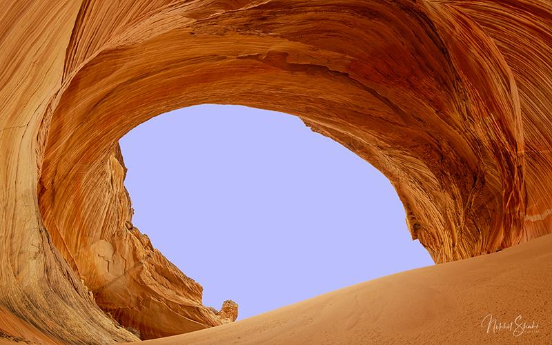 The Alcove, Coyote Buttes North, Arizona