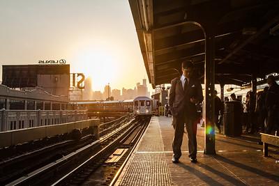 7 Train: Queensboro Plaza