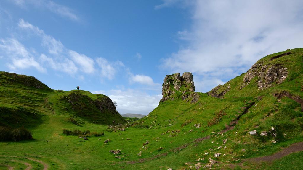 Fairy Glen, Skye