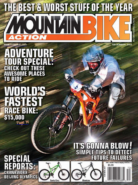 "MOUNTAIN BIKE ACTION MAGAZINE - Phil knows how to capture all the important elements of mountain biking in his photos. What I appreciate is how simple he makes it happen, review his work and obtain the right image fast.<br /> <br /> Jim ""Jimmy Mac"" McIlvain<br /> Editor<br /> Mountain Bike Action<br /> <br /> <a href=""http://www.mbaction.com"">http://www.mbaction.com</a>"