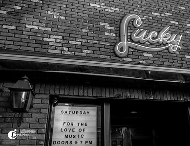 For The Love of Music   Lucky Bar   Victoria BC