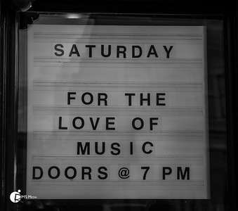 For The Love of Music | Lucky Bar | Victoria BC