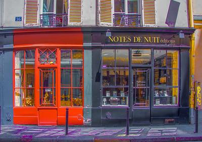 'Notes de Nuit,' Paris 2017