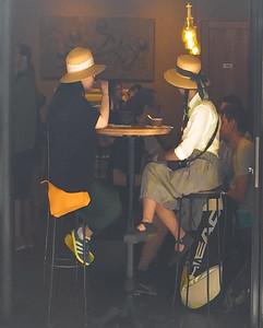 'Les Deux Chapeaux,' Paris 2017