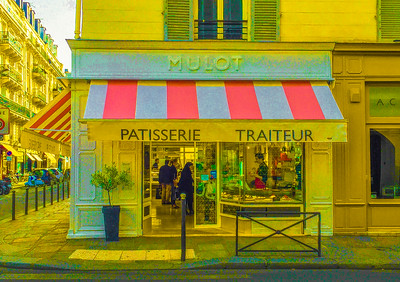 'Patisserie Mulot,' Paris 2017