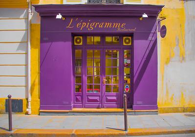 'L 'Épigramme,' Paris 2017