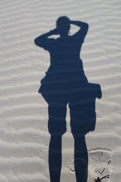 selfie @ Sandollar beach