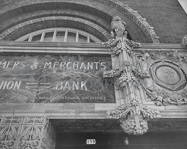 HABS, Farmers & Merchants Bank, Columbus, wisconsin, jewel box
