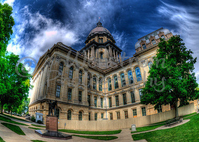 Illinois State Capital - Springfield, IL