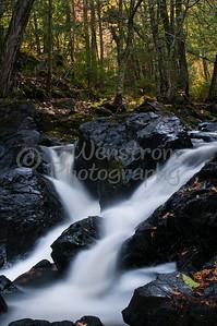 Kekabika Falls - Gogebic County, MI