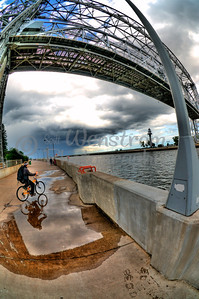 Aerial Lift Bridge - Duluth, MN