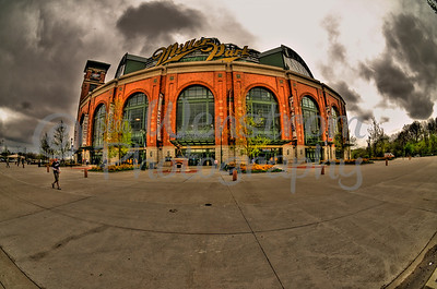 Miller Park - Milwaukee, WI