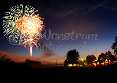 Fireworks - Durand, IL