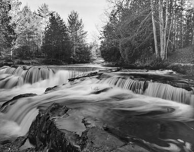 Upper Bond Falls, Paulding, MI
