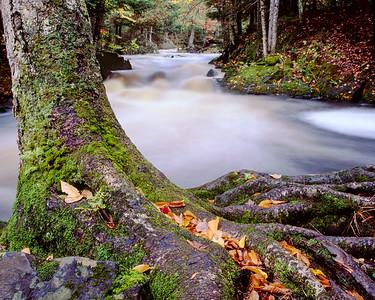 Kakibika Falls Goegebic Co., MI