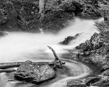 Kakibika Falls Geogebic Co. MI