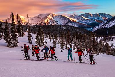 Uphill Crew, Monarch Mountain, CO