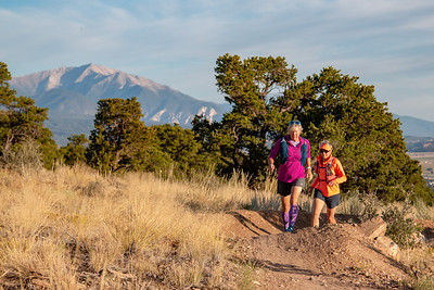 In the Shadow of Shavano, Methodist Mountain Trails, Salida, CO