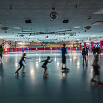 brownout! at the roller rink - 2014