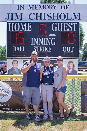 12U Districts Championship Game-12