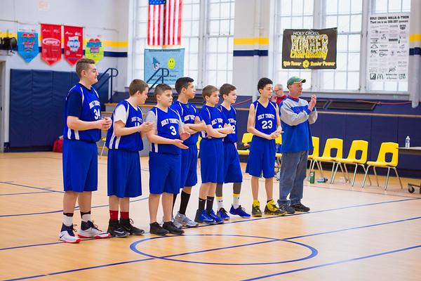 Holy Cross Tournament