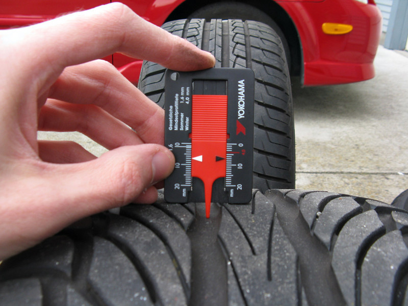 rear tire tread depth