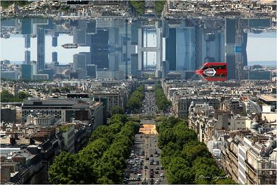 H  like  Habitat, Habitation  -  Grande ArcHe  -  La Défense,Paris