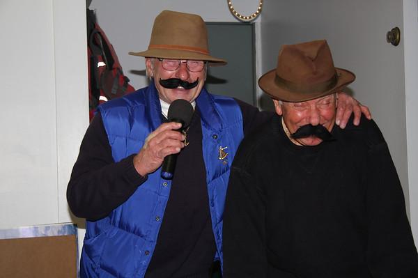 October 25, 2008 Parsons' Clambake.