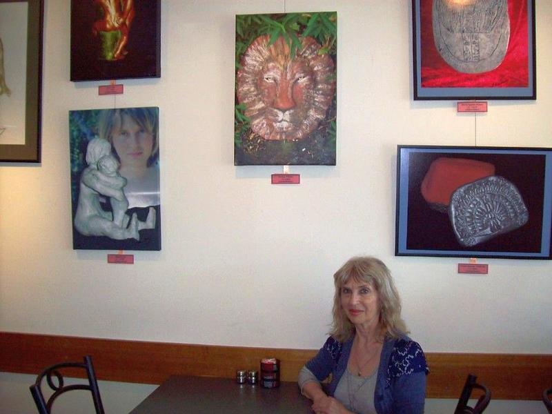 Cafe Julia Exhibition