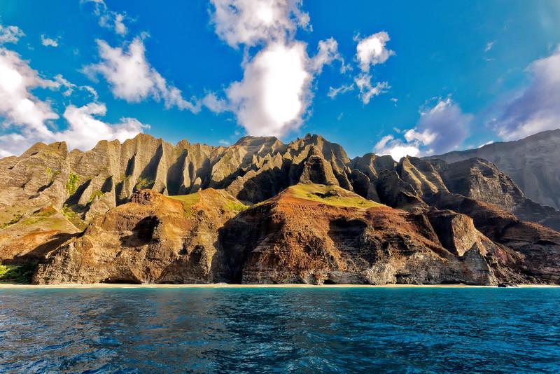 Na Pali Coast v2 - Kauai, HI