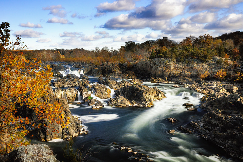 Great Falls VA - Fall