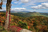 Skyline Drive View - Virginia