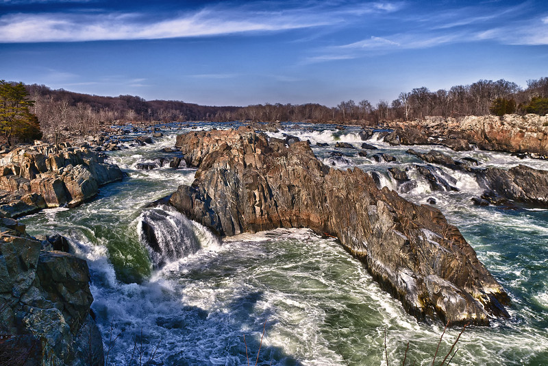 Great Falls VA - Winter