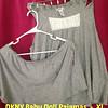 DKNY Baby Doll Pajamas  -  XL - 3,000-c