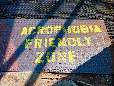 Acrophobia Friendly Zone