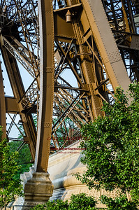 Eiffel Tower Base