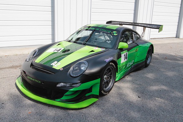 SOLD: 2007 Porsche GT3 RSR For Sale
