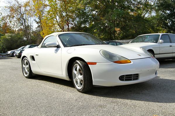 SOLD: '02 Boxster