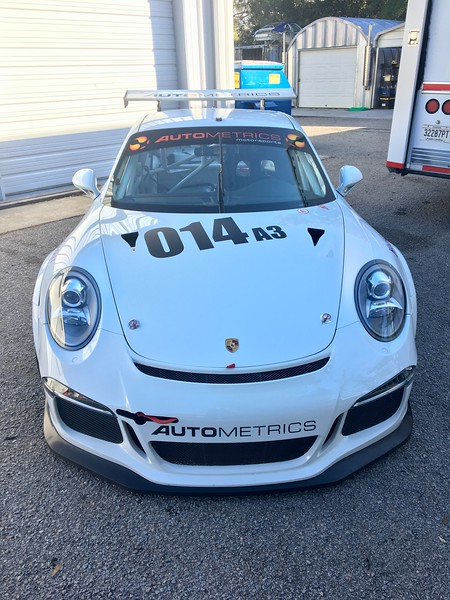 For Sale: 2014 Porsche 991 Cup