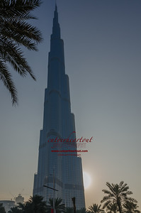 Burj Khalifa at Dawn
