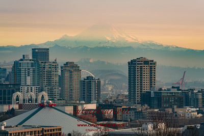 Sodo and Mt Rainier