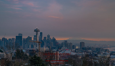 Seattle at Dusk