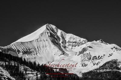 Lone Peak, Big Sky, MT