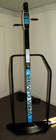 Front view of the Versaclimber for sale.
