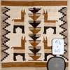 $150 - Peruvian rug/ blanket/ wall hanging